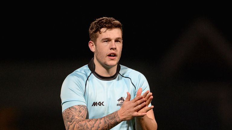 Thomas Minns: To face parent club Leeds Rhinos in Friday's Super League clash