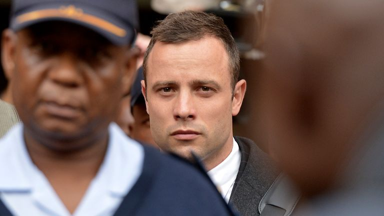 Oscar Pistorius: Murder trial now into third week