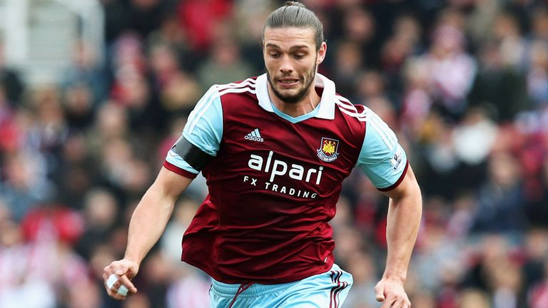 Andy Carroll 'should go to Brazil' says his manager Sam Allardyce