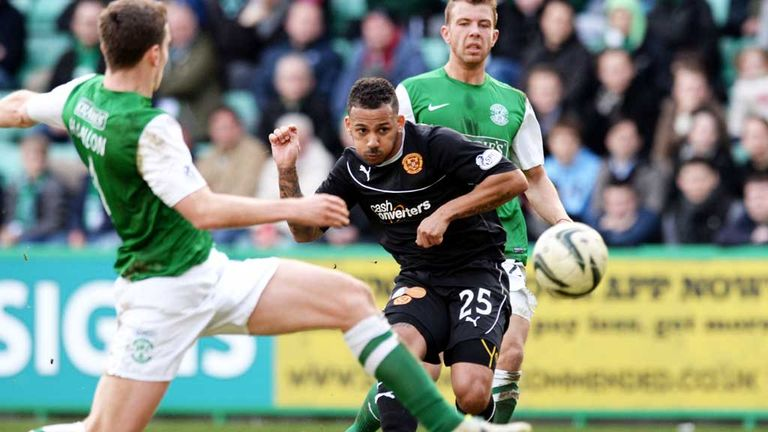 Lionel Ainsworth: Scored Motherwell's second goal