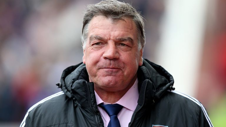 Sam Allardyce: Already planning for next season