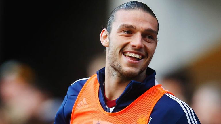 Andy Carroll: Missed out on place in England squad