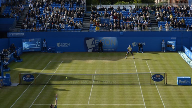 Queen's Club: Will stage a Rally Against Cancer this summer