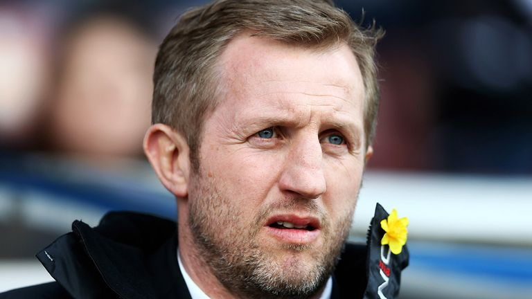 Denis Betts: Unhappy with Widnes despite late comeback