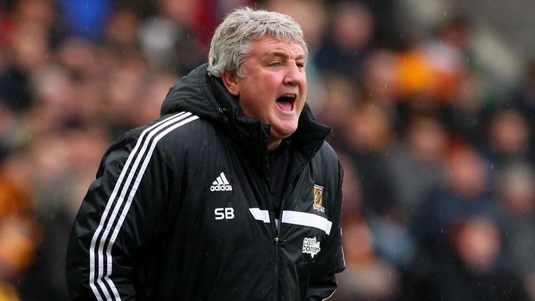 Steve Bruce: Has previously won the FA Cup final with Manchester United