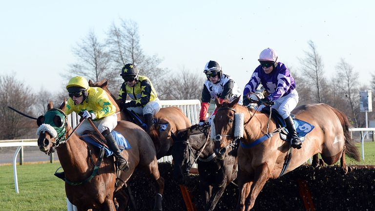 Catterick: Jumps racing will continue