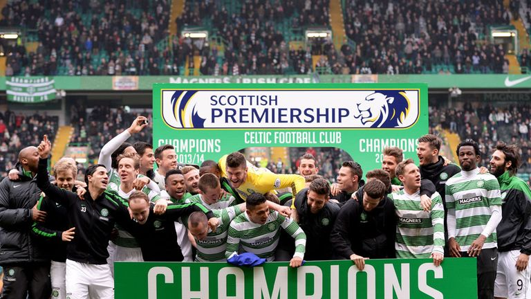 Champions elect? Can anyone challenge Celtic for this season's Scottish Premiership title