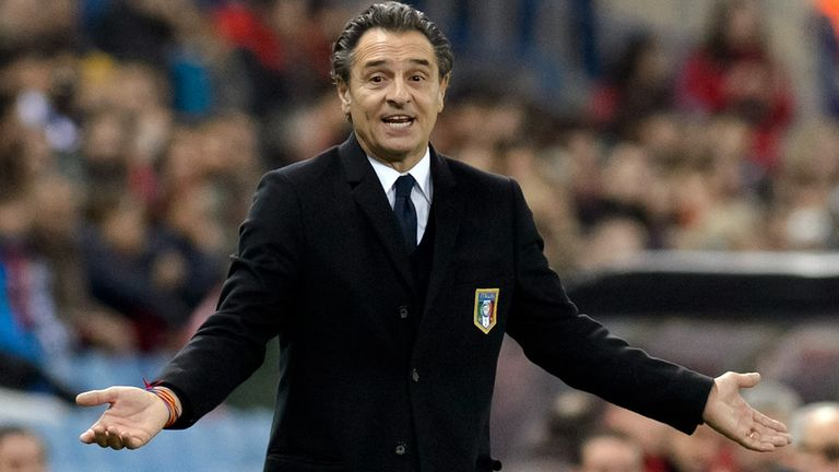 Cesare Prandelli: In line for a swift return to football management