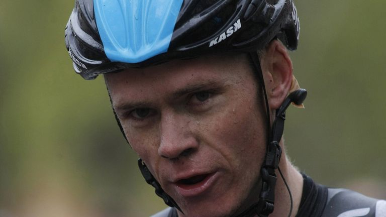 Chris Froome is second favourite for overall victory with the bookmakers