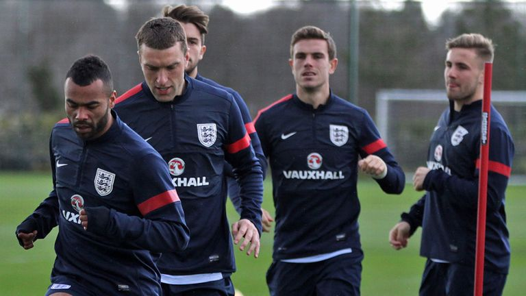 Shaw eyeing Cole's England role