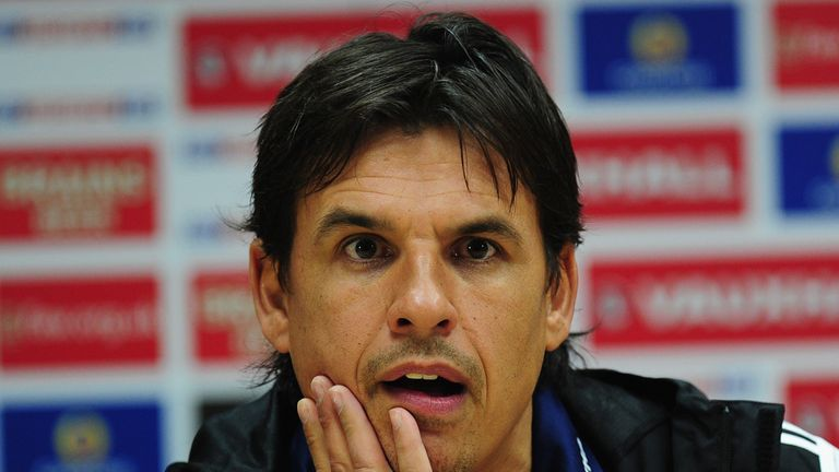 Chris Coleman: Wales boss is missing Gareth Bale and Aaron Ramsey