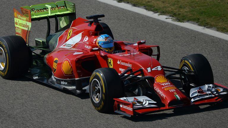 Fernando Alonso: Expecting significantly slower Sundays