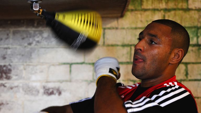Kell Brook: Has been training hard for his shot at the title, both in the Wincobank gym and abroad, in Fuerteventura