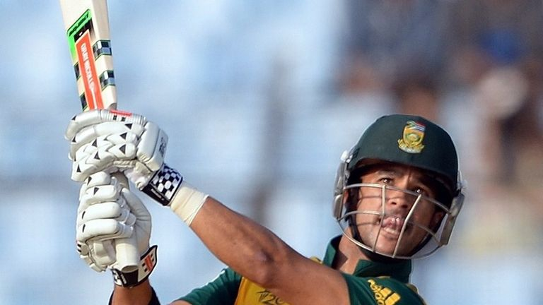 JP Duminy: Eyeing something special from South Africa on Friday