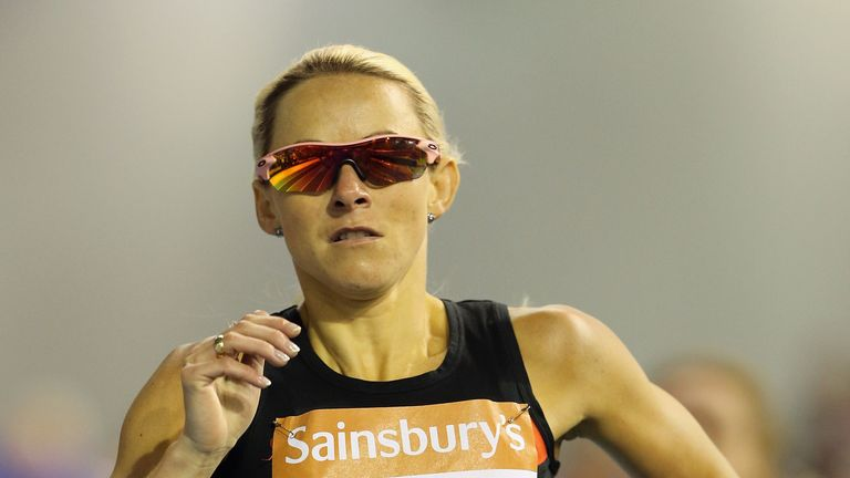 Jenny Meadows: 800m runner becomes first athlete to reveal genetic results