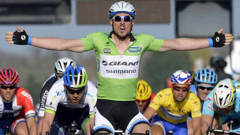 John Degenkolb: Finally nailed a stage win at Paris-Nice