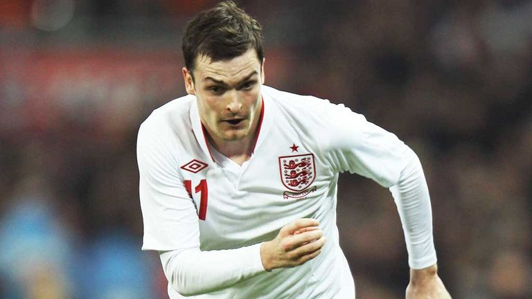 Adam Johnson: Sunderland winger is not confident of adding to his 11 England caps