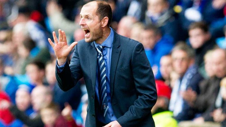 Allan Johnston: Labelled Kilmarnock display at Hearts an embarrassment