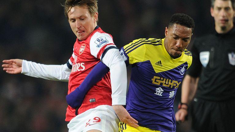 Jonathan de Guzman: Taking in a second loan spell at Swansea