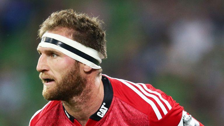 Kieran Read: skipper's return boosts Crusaders