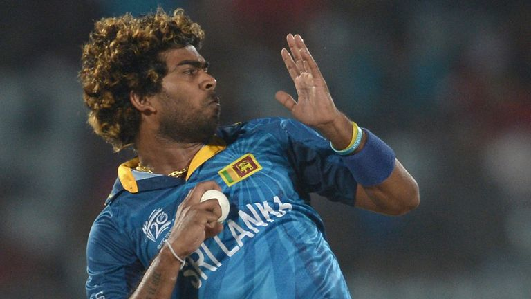 See Sri Lanka's fast bowler Lasith Malinga in action, with Sky Tickets