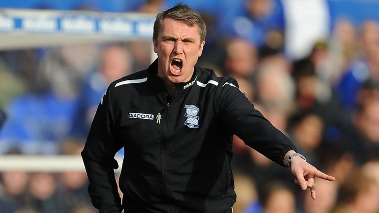 Lee Clark: Has kept Birmingham in the Championship