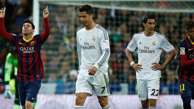 Cristiano Ronaldo: Furious with referee Alberto Undiano Mallenco after defeat to Barcelona