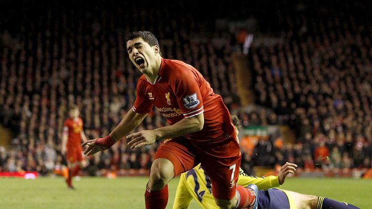 Luis Suarez: Liverpool striker admits Champions League is the priority