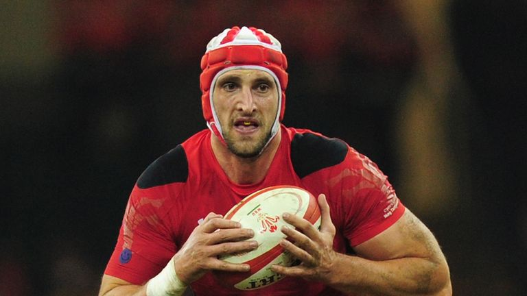 Luke Charteris: Swapping Perpignan for Paris