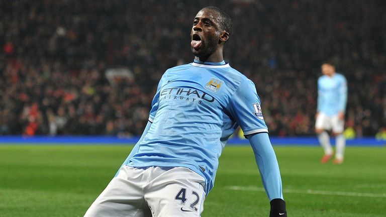 Yaya Toure: Fully fit for Premier League climax