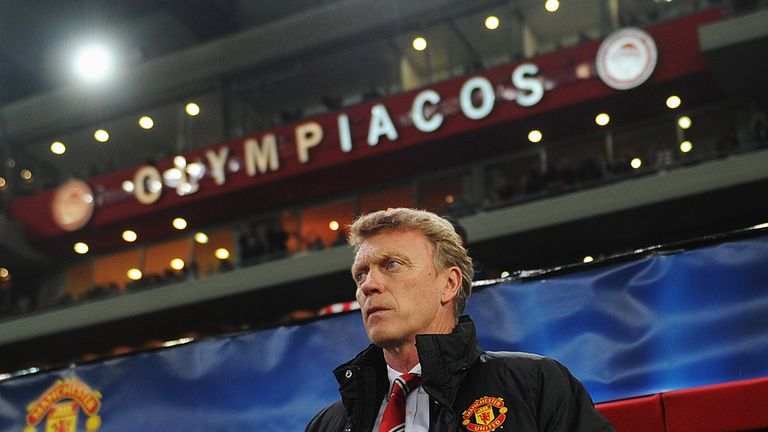 David Moyes: Saw his side handed toughest possible Champions League quarter-final draw