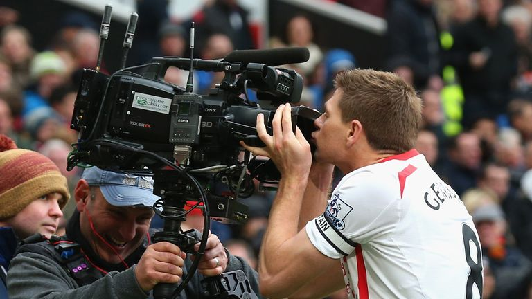 Steven Gerrard: Believes Liverpool are title contenders