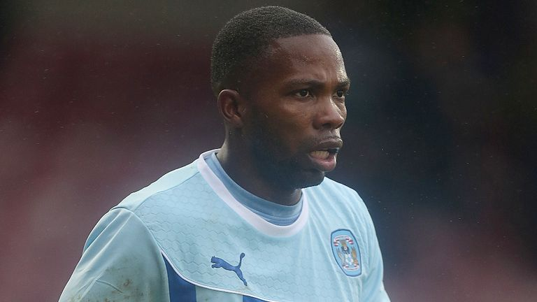 Mark Marshall: Impressed at Coventry since joining them