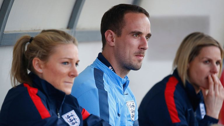Mark Sampson is aiming to qualify for next summer's World Cup with a 100 per cent record