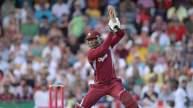Marlon Samuels: Dangerman for West Indies