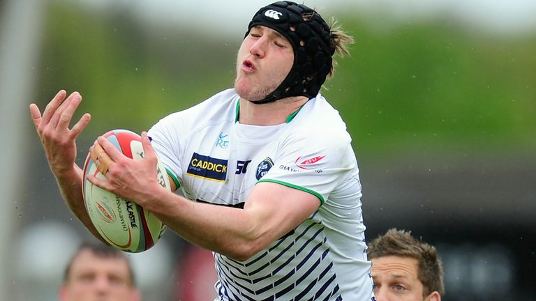 McColl: Signed for Gloucester