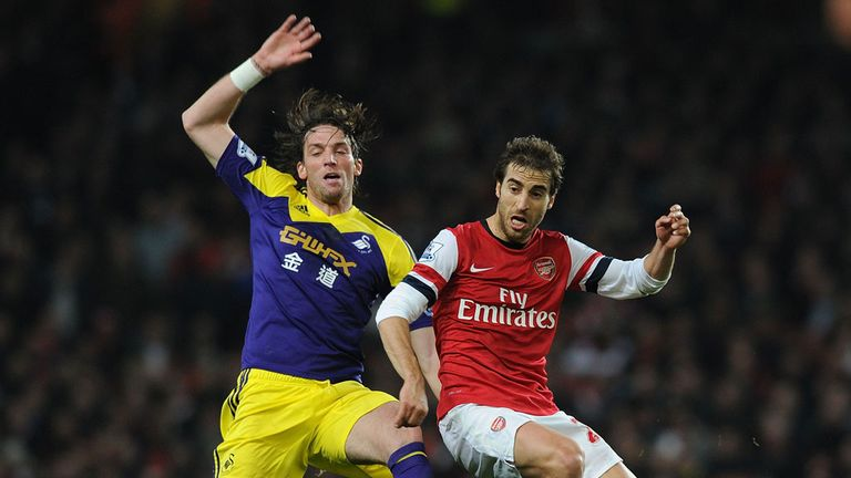 Mathieu Flamini: Confident Arsenal will not lose heart