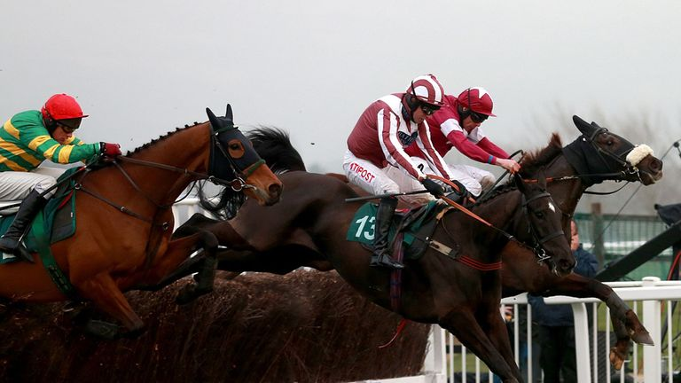 Claret Cloak: Could run at Sandown
