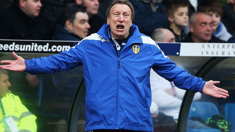 Neil Warnock: Has ruled himself out of becoming the next Forest manager