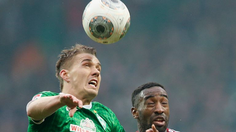 Nils Petersen: Former Bayern striker scored seven times for Werder Bremen last term.