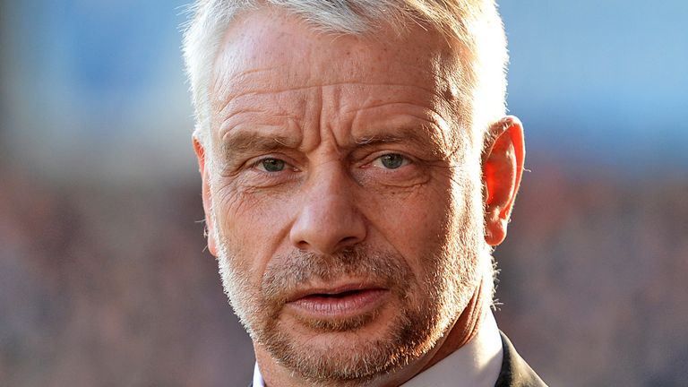 Brian Noble: 'Surprised to say the least'