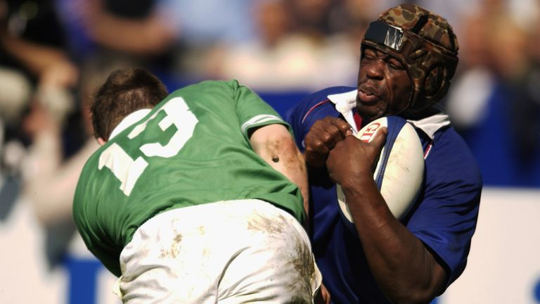 O'Driscoll and Betsen mixing it up in 2002