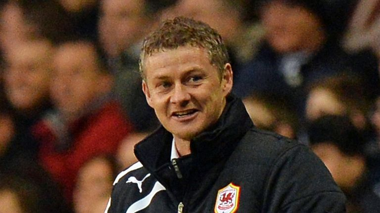 Ole Gunnar Solskjaer: Proud of Cardiff's performance