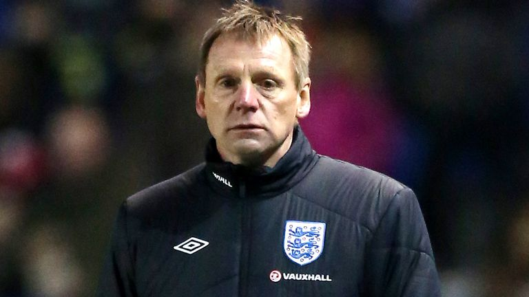 Stuart Pearce: To take over as Nottingham Forest boss