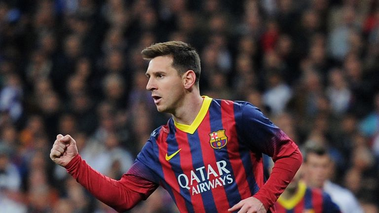 Lionel Messi: CIES Football Observatory study claims Barcelona ace is worth an estimated £161.5m