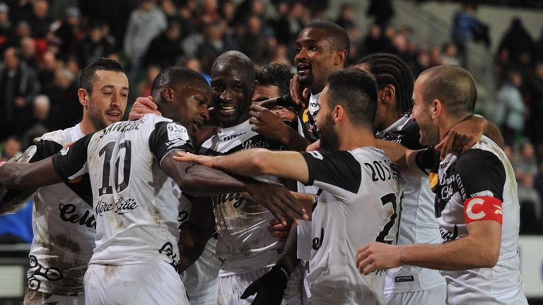 Guingamp: Through to Coupe de France final