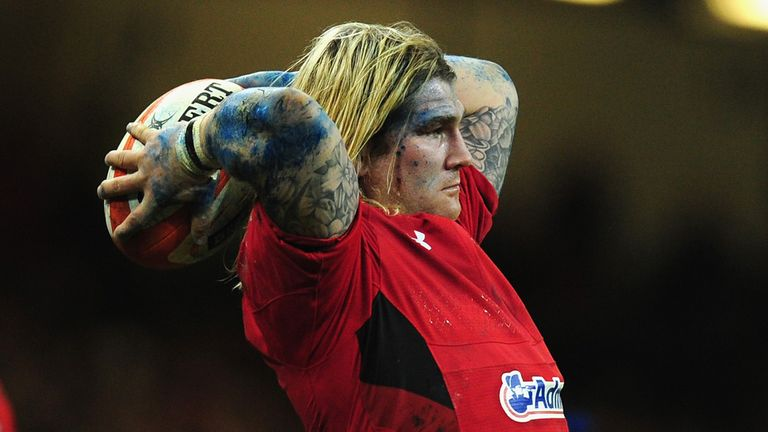 Richard Hibbard: Welsh hooker has joined Gloucester after 10 years with the Ospreys