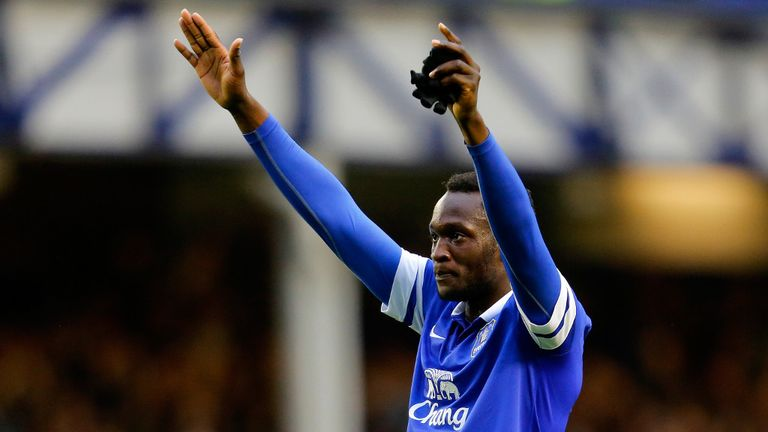 Romelu Lukaku: Backed to continue scoring run against Cardiff this weekend
