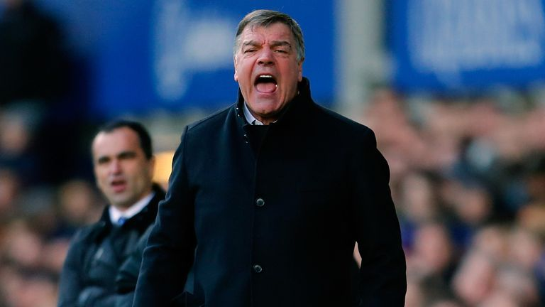 Sam Allardyce: Hoping to get more minutes under Andy Carroll's belt