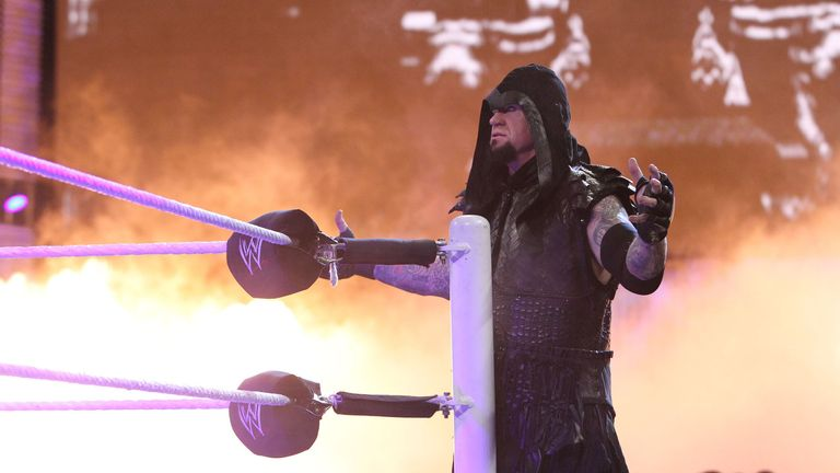 The Undertaker kept his WrestleMania career alive